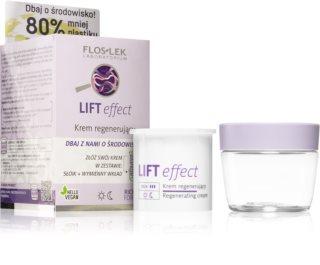 FlosLek Laboratorium Lift Effect Rich Formula Elvyttävä Ryppyjä Ehkäisevä Voide päivä- ja yö