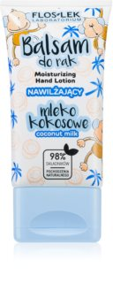 FlosLek Laboratorium Coconut Milk Fuktgivande handkräm