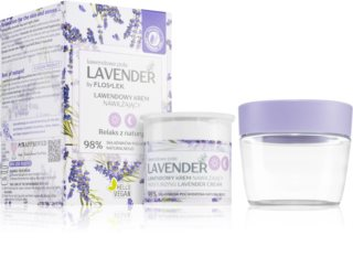 FlosLek Laboratorium Lavender hydratační krém s levandulí