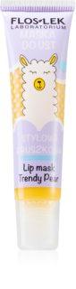 FlosLek Laboratorium Trendy Pear Maske für Lippen