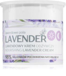 FlosLek Laboratorium Lavender vyživující krém s levandulí