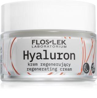FlosLek Laboratorium Hyaluron regenerační noční krém