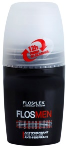 FlosLek Laboratorium FlosMen antyperspirant roll-on bez alkoholu