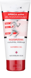 FlosLek Pharma Arnica Active Warming Gel for Muscle and Joint Relaxation