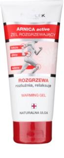 FlosLek Pharma Arnica Active gel con efecto calor para relajar las articulaciones y los músculos fatigados