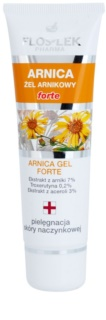 FlosLek Pharma Arnica Forte Soothing Gel for Redness-Prone Skin