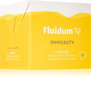 Fluidum Té Immunity BIO tekutá čajová směs