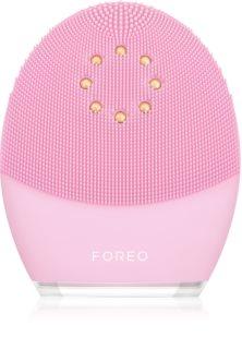FOREO Luna™ 3 Plus čistilna sonična naprava s termo funkcijo in utrjevalno masažo