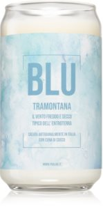 FraLab Blu Tramontana scented candle
