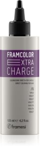 Framesi Framcolor Extra Charge vymývající se barva na vlasy