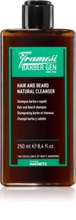Framesi Barber Gen šampon na vlasy a vousy