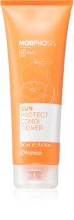 Framesi Morphosis Sun Protect hydratační kondicionér pro vlasy namáhané sluncem