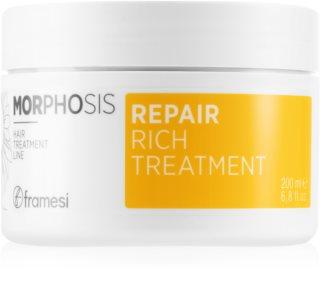 Framesi Morphosis Repair maseczka regenerująca do włosów zniszczonych