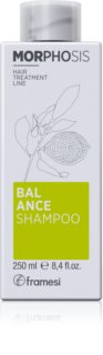 Framesi Morphosis Balance šampón na mastné vlasy