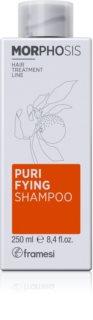 Framesi Morphosis Purifying szampon przeciwłupieżowy