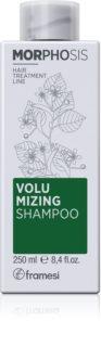 Framesi Morphosis Volumizing objemový šampon pro křehké vlasy