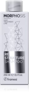 Framesi Morphosis Re-structure reštrukturalizačný šampón pre suché a poškodené vlasy