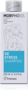 Framesi Morphosis Destress upokojujúci šampón pre suchú a citlivú pokožku hlavy