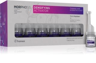 Framesi Morphosis Densifying omladzujúce a zhusťujúce vlasové sérum pre citlivú pokožku hlavy