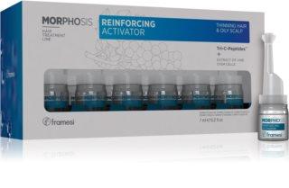 Framesi Morphosis Reinforcing spevňujúce sérum pre mastnú pokožku hlavy