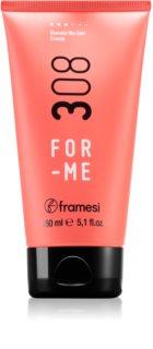 Framesi For-Me Curl & Volume formázó krém a hullámok kiemelésére