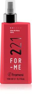 Framesi For-Me Curl & Volume ochranný sprej pro vlnité vlasy