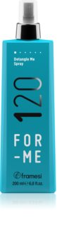 Framesi For-Me Smooth & Disciplined sprej pro snadné rozčesání vlasů pro normální až jemné vlasy