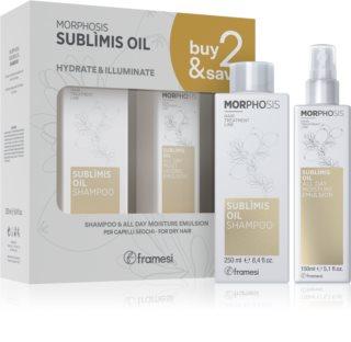 Framesi Morphosis Sublimis výhodné balení II. (pro suché a normální vlasy)