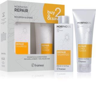 Framesi Morphosis Repair výhodné balenie (pre posilnenie vlasov)