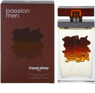 Franck Olivier Passion Man eau de toillete για άντρες