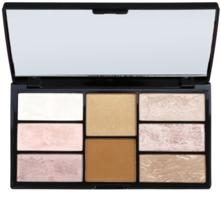 Freedom Pro Blush Bronze and Baked palette contorno viso