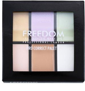 Freedom Pro Correct Palette mit Korrekturstiften