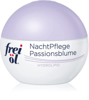 frei öl Hydrolipid Regenerating Night Cream with Passion Fruit