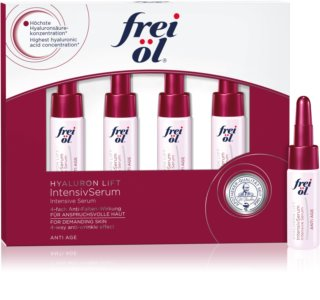 frei öl Anti Age Hyaluron Lift 4-week Intense Treatment with Anti-Aging Effect
