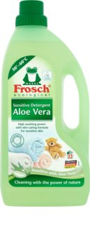 Frosch Sensitive Detergent Aloe Vera detergent do prania