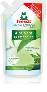 Frosch Creme Soap Aloe Vera tekuté mýdlo
