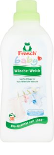 Frosch Baby Fabric Softener laundry rinse for infant's and kid's laundry