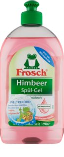 Frosch Dishwashing Gel Raspberry detergent do mycia naczyń