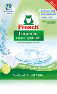 Frosch Classic Spül-Tabs tablete pentru mașina de spălat vase