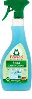 Frosch Kitchen Cleaner Soda Detersivo per la cucina spray