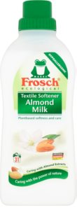 Frosch Textile Softener Almond Milk омекотител