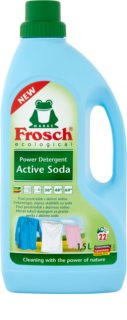 Frosch Power Detergent Active Soda tvättmedel