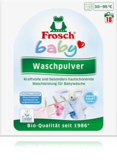 Frosch Baby Waschpulver prací prášok