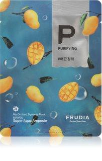 Frudia My Orchard Mango nourishing face sheet mask