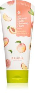 Frudia My Orchard Peach αφρός για βαθύ καθαρισμό για ευαίσθητη επιδερμίδα