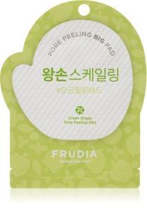 Frudia Green Grape подушечка с эффектом пилинга
