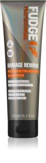 Fudge Care Damage Rewind Shampoo til tørt og skadet hår