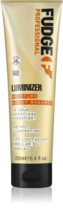 Fudge Care Luminizer Moisturising Shampoo for Colour Protection For Damaged And Colored Hair