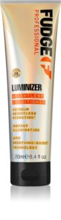Fudge Care Luminizer acondicionador para cabello fino y lacio