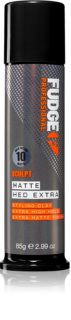 Fudge Sculpt Matte Hed Extra Styling Klei Extra Strong Hold  voor Matte Uitstraling